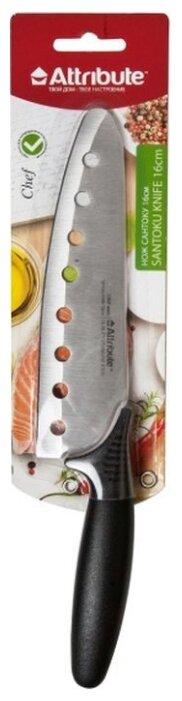 Нож сантоку CHEF 16см