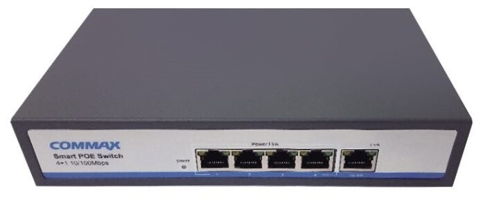 Коммутатор COMMAX CIOT-H4L2