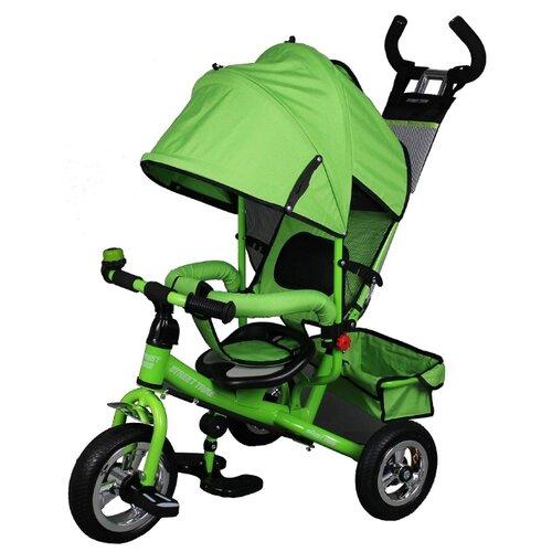 Купить Трехколесный велосипед Street trike A22-1, зеленый, Трехколесные велосипеды