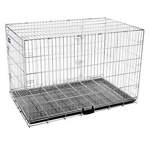 Клетка для собак Artero B294 125х74х83 см серый/черный