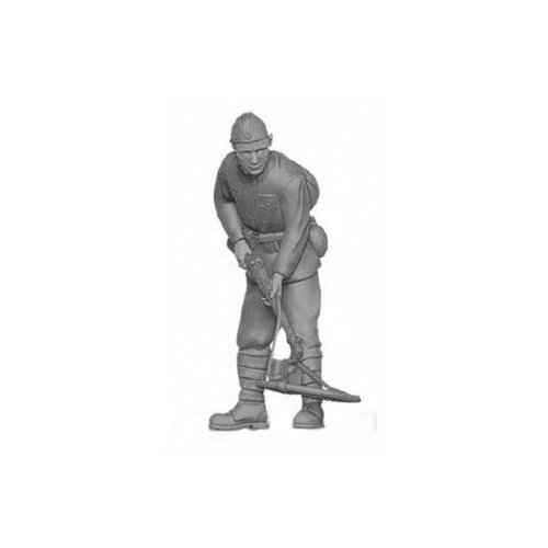 Фото - Сборная модель ZVEZDA Советские саперы 1941-1942 (6108) 1:72 сборная модель zvezda немецкая пехота в зимней форме 1941 1945 6198 1 72