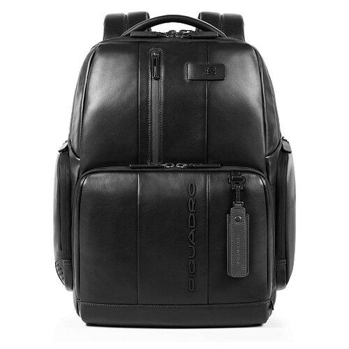 Рюкзак Piquadro Urban мужской CA4532UB00/N черный рюкзак piquadro ca4443br черный