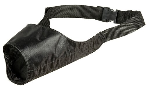 Намордник для собак КАСКАД Classic № 4 XL (04010009), обхват морды 25 см