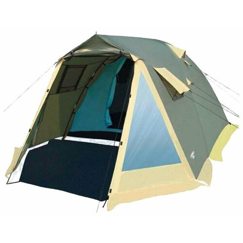 Палатка Campack Tent Camp Voyager 5 зеленый