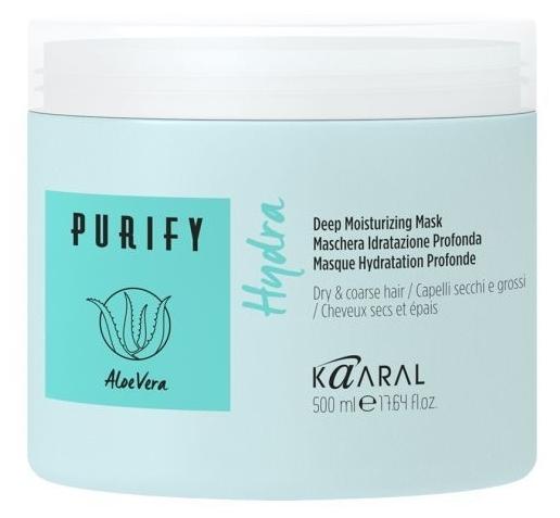 Опыт покупателей о Kaaral Purify Hydra Интенсивная увлажняющая питательная маска для волос на Яндекс.Маркете