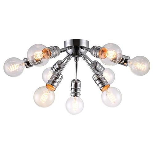 Люстра Arte Lamp Fuoco A9265PL-9CC, E27, 540 Вт