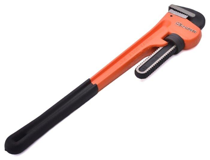 Ключ прямой трубный Harden 600815