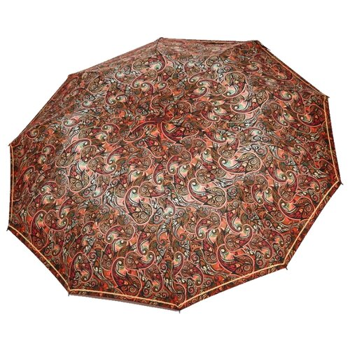 Зонт автомат ZEST 23928 бордовый