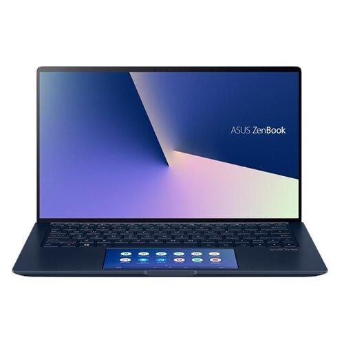 Ноутбук ASUS ZenBook 13 UX334FAC-A4160T (90NB0MX3-M02470), синий