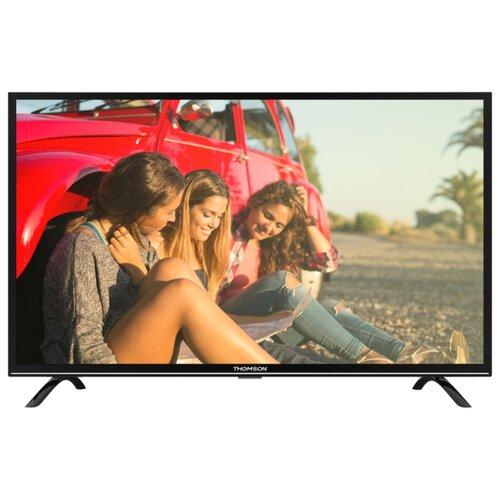 Фото - Телевизор Thomson T40FSE1170 40 (2019) черный/серебристый телевизор