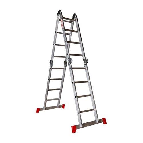 Лестница трансформер 4-секционная Новая высота 604404