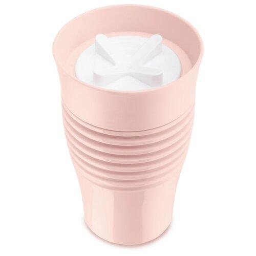 Термокружка SAFE TO GO розовая