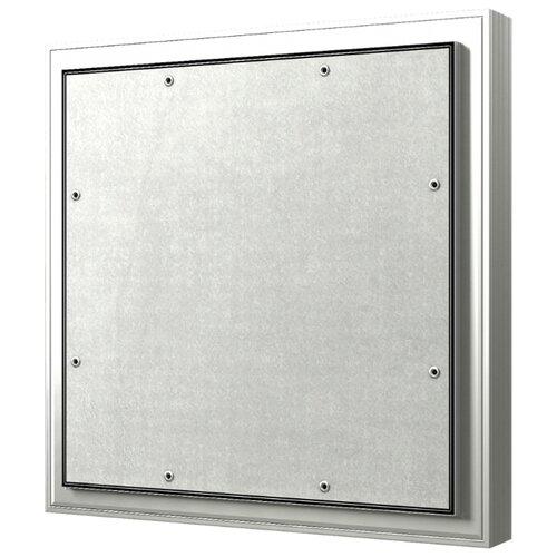 Фото - Ревизионный люк D5050 CERAMO COMFORT настенный под плитку EVECS серебристый ревизионный люк d2040 ceramo настенный под плитку evecs серебристый
