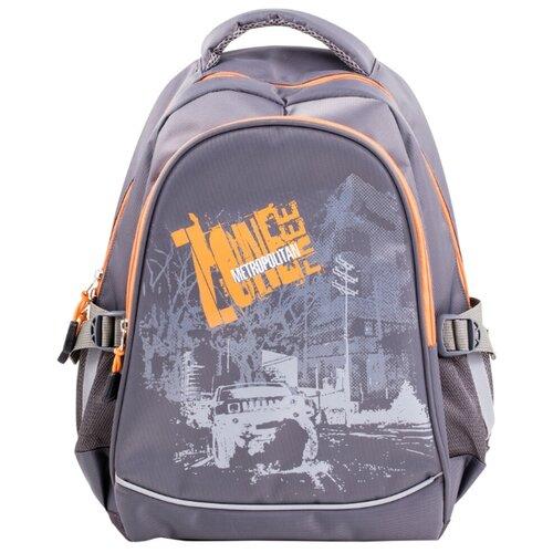 Рюкзаки и сумки для мальчиков КОТОФЕЙ 02704049-20 размер выс.40 см. цвет серый dickies рюкзаки и сумки на пояс