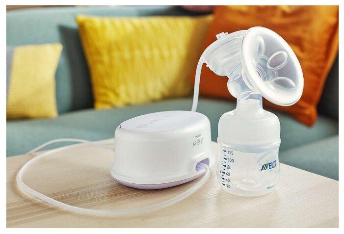 Электрический молокоотсос Philips AVENT Ultra Comfort SCF332/35