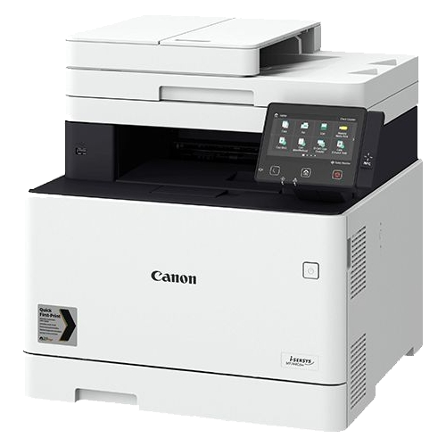 Фото - МФУ Canon i-SENSYS MF744Cdw, белый/черный мфу canon i sensys mf641cw белый черный