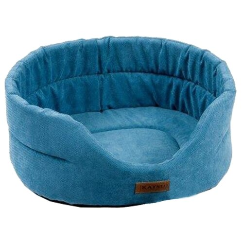 Лежак для собак и кошек Katsu Yohanka Sun 2 46х42х18 см лазурный