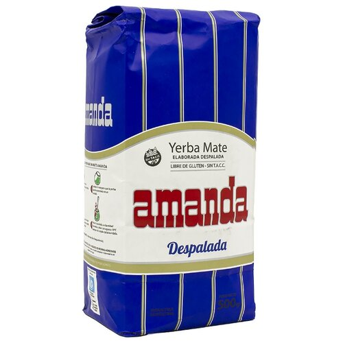 Чай травяной Amanda Yerba mate Despalada , 500 г living диван amanda