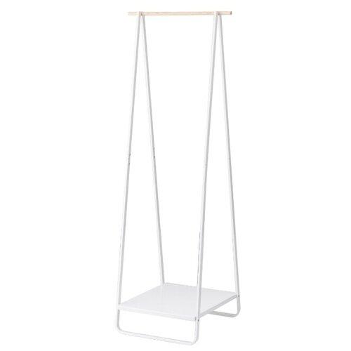 Напольная вешалка Yamazaki Tower Swing белый