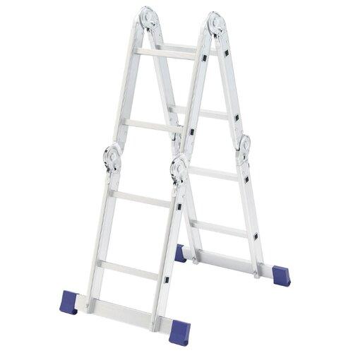Лестница трансформер 4-секционная Сибртех 97879
