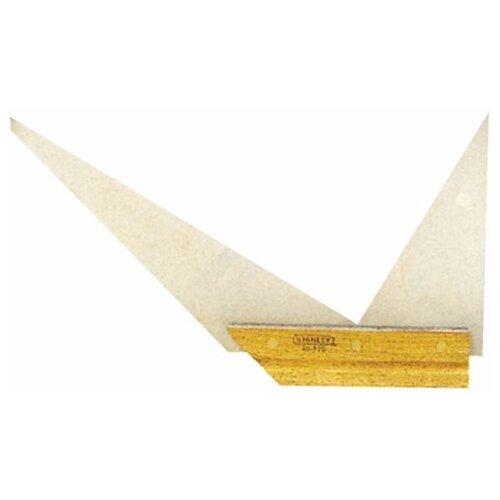 Строительный угольник STANLEY 1-46-169 нож строительный stanley mpp 0 10 705