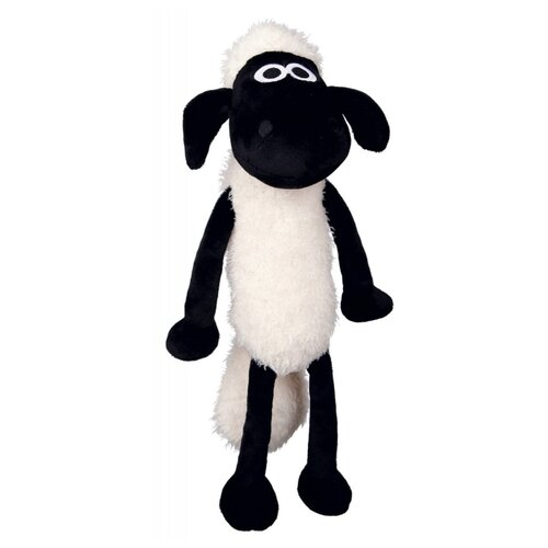 Игрушка для собак TRIXIE Shaun the sheep (36100) белый/черный фото