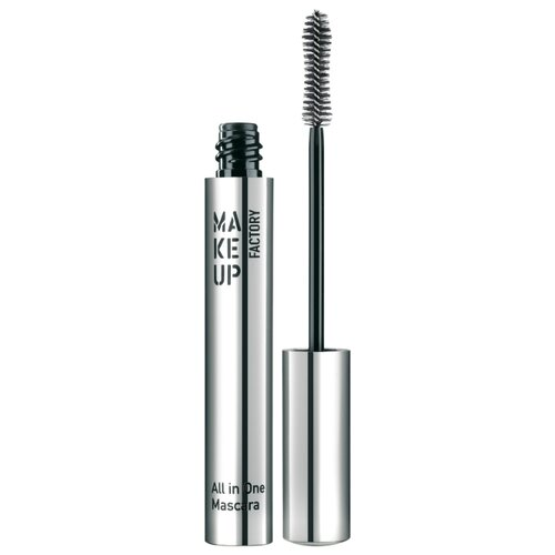 Make up Factory Тушь для ресниц All In One Mascara, 01 black