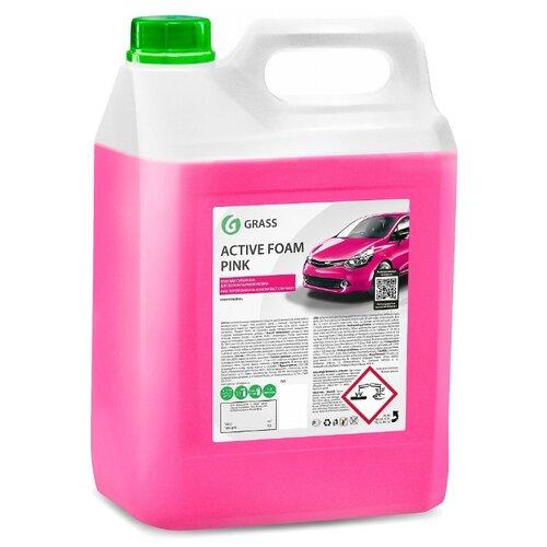GraSS Активная пена для бесконтактной мойки Active Foam Pink 6 кг