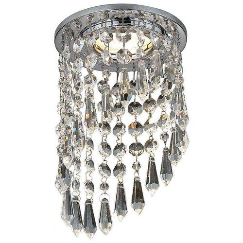 Встраиваемый светильник Ambrella light K2247 CH/CL встраиваемый светильник ambrella light g201 cl ch