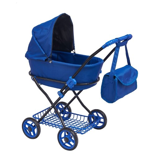 Коляска-люлька Buggy Boom Mixy (8019) синий buggy boom коляска для кукол buggy boom infinia трансформер салатовая