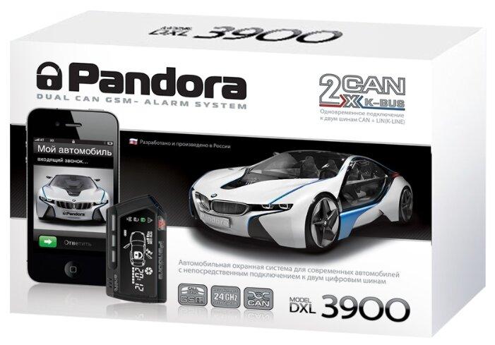 Автосигнализация Pandora DXL-3900