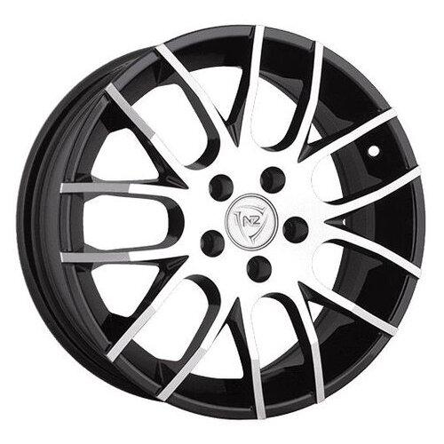 Фото - Колесный диск NZ Wheels F-38 6x15/5x112 D57.1 ET47 BKF колесный диск nz wheels f 50 6x15 5x112 d57 1 et47 w b