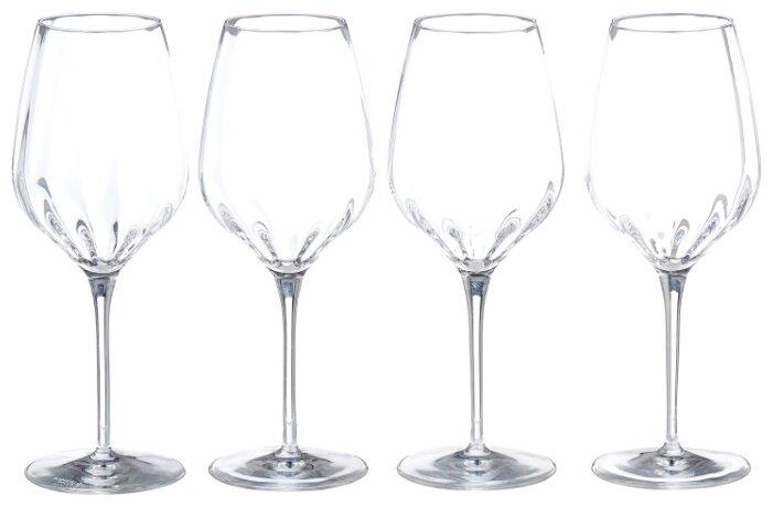 Bormioli Rocco Набор бокалов для вина Incontri 430 мл 4 шт бесцветный