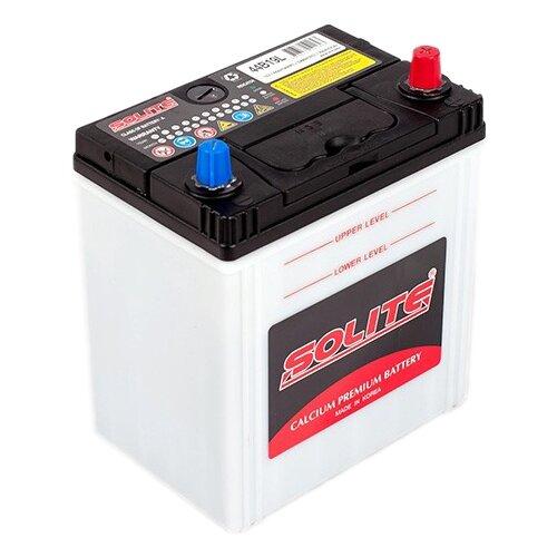 Автомобильный аккумулятор Solite 44B19L.