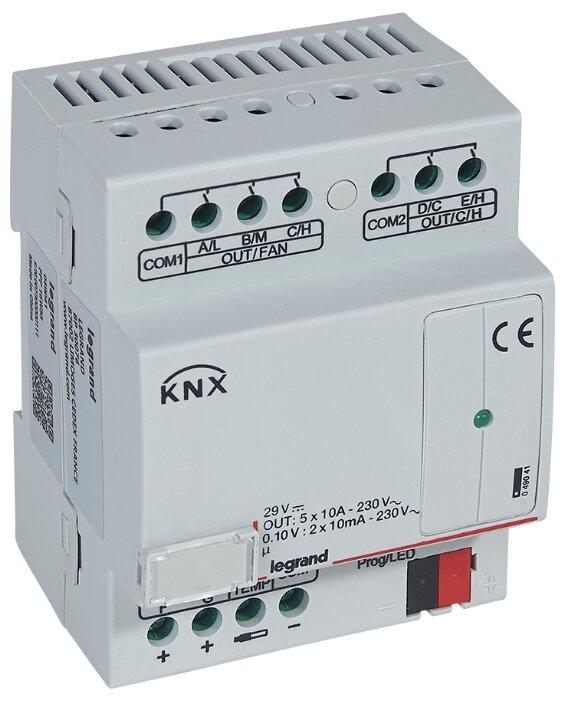 Актуатор (активатор) управления нагревом для информационной шины Legrand 049041