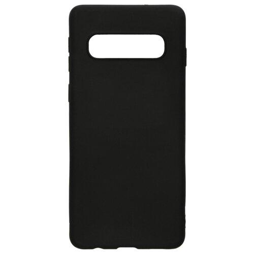 Чехол LuxCase TPU для Samsung Galaxy S10 черный