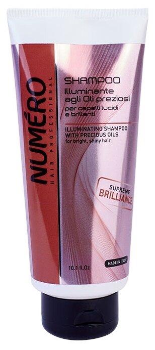 Numero шампунь Illuminating для придания бриллиантового блеска