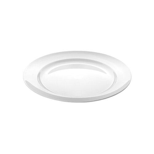 Tescoma Тарелка мелкая Opus 27 см белый tescoma тарелка десертная opus 20 см