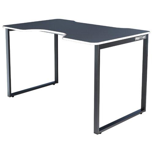 Игровой стол Gravitonus Smarty One, 120х75 см, цвет: черный каркас/черно-белый