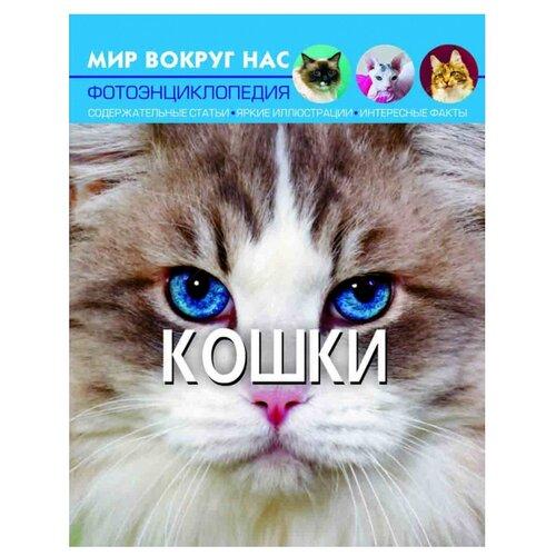 Фото - Протасовицкая Т. В Мир вокруг нас. Фотоэнциклопедия. Кошки мир вокруг нас фотоэнциклопедия детеныши животных