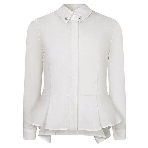 Купить Блузка Silver Spoon размер 140, кремовый, Рубашки и блузы
