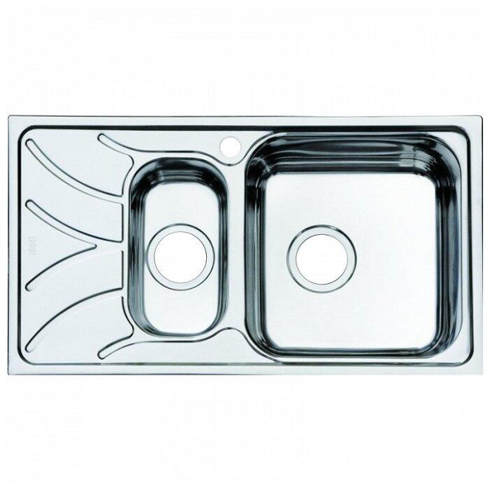 Врезная кухонная мойка IDDIS Arro ARR78PZi77