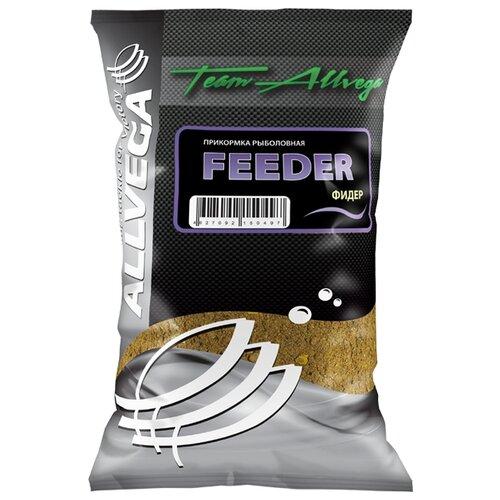 Прикормочная смесь ALLVEGA Team Allvega Feeder Фидер 1000 г