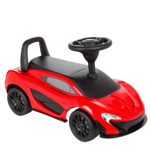 Купить Каталка-толокар Chi lok BO McLaren Automotive Limited (Z-372A) красный, Каталки и качалки