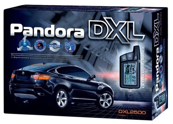 Автосигнализация Pandora DXL 2500