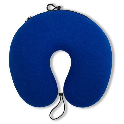 Подушка для шеи Штучки, к которым тянутся ручки Трансформер, синий
