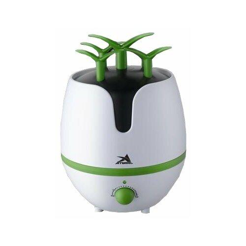 Увлажнитель воздуха АТМОС 2640, белый/зеленый