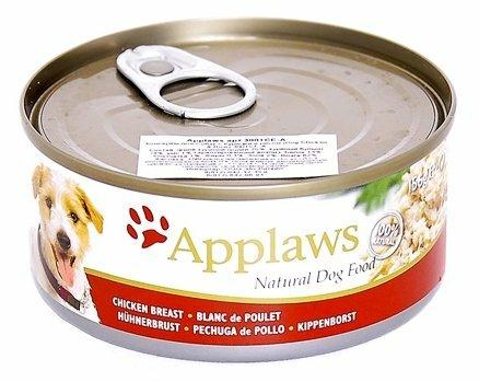 Корм для собак Applaws курица 16шт. х 156г