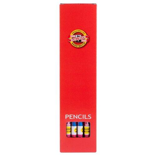Купить KOH-I-NOOR Набор чернографитных карандашей Puzzle 1231 12 шт (V1231002472KSNV), Карандаши
