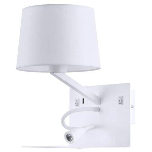 Бра Arte Lamp Ibis A1056AP-2WH спот arte lamp cinema a3092ap 2wh